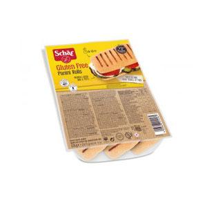 panini rolls schär prodotto senza glutine ,