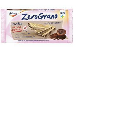 zerograno wafer con cioccolato