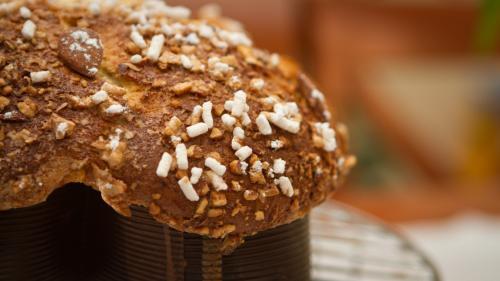 Colomba pasquale senza glutine -