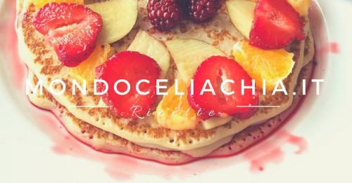 Pancakes senza glutine -