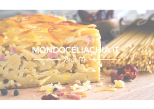 Frittata di spaghetti ai cereali  -
