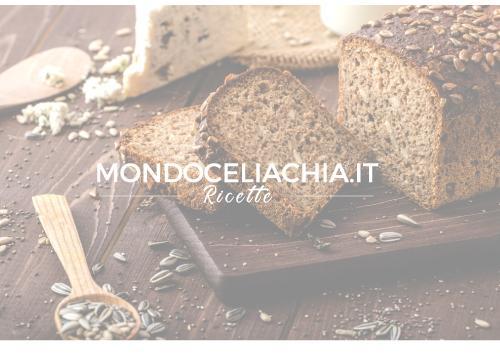 Pane con mix di semi - Una variante sfiziosa senza glutine