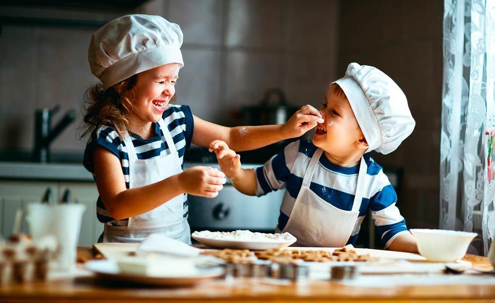 Pillole di creatività per stimolare l'appetito ai più piccoli.